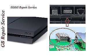 Playstation4 HDMI Port Replacement