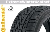PNEUS Continental Extreme Winter contact P225/45R17 + mags VW