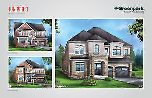 For Sale/Exchange Brand New 3400 SqFt 5 Bed Milton Home