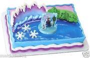 Disney Frozen Cake Decorations