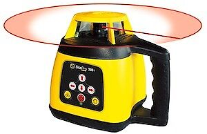 Site Pro SLR300H Self-Leveling Rotary Laser Level NEW!
