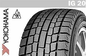 YOKOHAMA, FOUR NEW WINTER TIRES 215/60R17 457.65 TAX IN