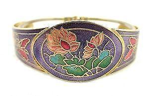 Vintage Cloisonne Bracelets