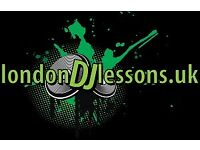 DJ lessons. Learn to mix in central London.