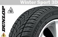 215 60 R16 DUNLOP WINTER SPORT 3D Wheels Tires Package