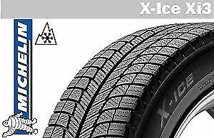 BRAND NEW MICHELIN TIRES 175/65R14 86 T X-ICE