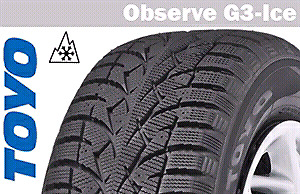 """NEW"" TOYO OBSERVE G3 ICE 235/60R18XL 107T 700$"