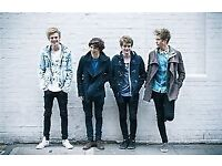 4x The Vamps: Night and Day Tour Tickets, Genting Arena, 4th May 2018 Block 6