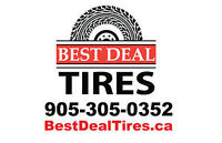 275/55R20x4 Used Bridgestone Dueler H/L $740 (80%) installed