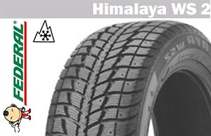 ***NEW WINTER TIRE SALE!!! Federal 235/60R16 ONLY$110 EACH***