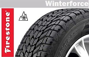 Firestone Winteforce 225/50/17