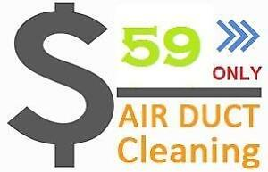 $59   Duct Cleaning with Truck Mounted Equipment   647-360-5909