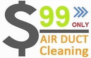 THE BEST Duct Cleaning ONLY in $100 | 647-490-3118