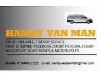 HANDY VAN MAN