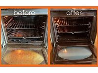 Oven Deep Cleaning at your home