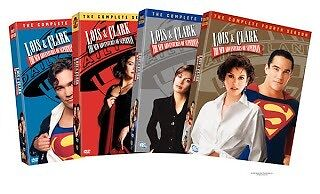 Lois & Clark Season 1-4 Dvd Aberglasslyn Maitland Area Preview
