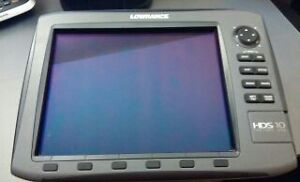 Lowrance Gen 1 HDS 10 head unit
