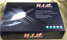 H7 HID Kit (Xenon) Canbus Error Free
