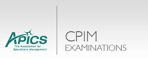 CPIM Tests CD- APICS Designation