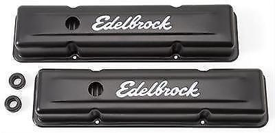 Edelbrock 350 Valve Covers Ebay