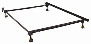 double size metal bed frame