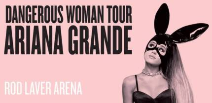 Ariana Grande Tickets x2 Melbourne Sept 4