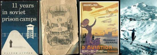 Antique & Vintage Books & Ephemera