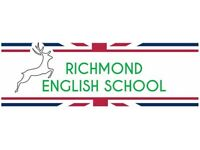 RICHMOND ENGLISH SCHOOL FREE ENGLISH CLASSES IN RETURN FOR PART-TIME OFFICE HELP