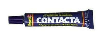 Revell 39602 Contacta Polystyrene Cement Plastic Kit Adhesive 13g Tube 2ndPost