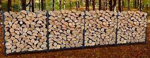 Half Face Cord Dry Split Hardwood Firewood - St. Thomas