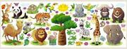 Childrens Wall Stickers Jungle