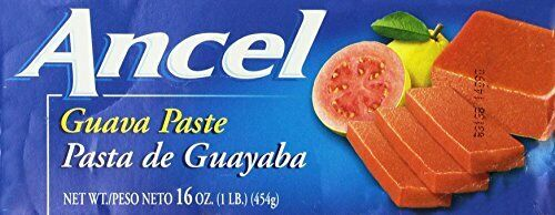 Ancel Guava Paste, Pasta De Guayaba, 16oz