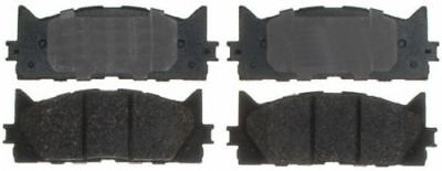 Set 4 of Front Brake Pads for 2007 208 2009 Toyota Camry ALL TYPES WITH SHIMS