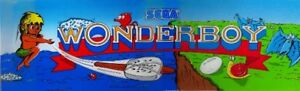 Wonderboy Arcade Machine