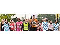 Event Volunteer - Race for Life Marathon - Sunday 4th September
