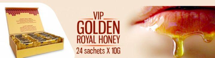 Golden Royal Honey USA