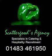 KITCHEN PORTERS REQUIRED - £8.25 TO £8.75 - VARIOUS LOCATIONS