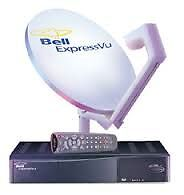 Need a Bell sat dish pointed.  No HD