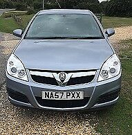 Vauxhall Vectra 1.8i Exclusiv