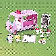 Hello Kitty Drive N Diner Playset-Like New