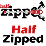 Half Zipped