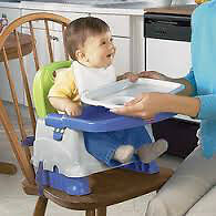 Booster chaise d'appoint Fisher price excellent état
