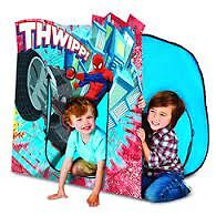 NEW: PLAYHUT SPIDER-MAN Hide and Play