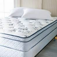 Brand new, Melaney double mattress and boxspring