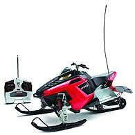 NEW: Polaris Radio-Controlled Rush Snowmobile
