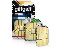 FREE Giffgaff SIM cards (3of) for iPhones, iPad or any mobile phones