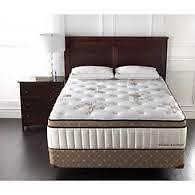 Sterns and Foster Leamington queen mattress and boxspring