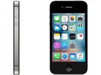 iPhone 4s black unlock 32gb