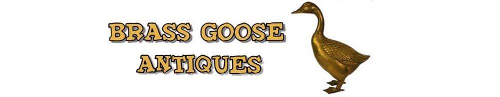 Brass Goose Antiques