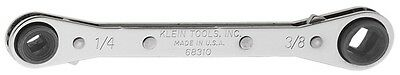 Klein Tools 68310 Ratcheting Refrigeration Service Wrench - 5-12